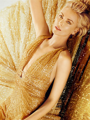 Charlize Theron Dior J'adore 2019 ad