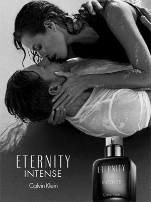 Ed Burns Calvin Klein Eternity Intense