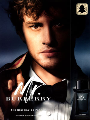 Josh Whitehouse Mr. Burberry Eau de Parfum