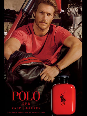 Luke Bracey Ralph Lauren Polo Red