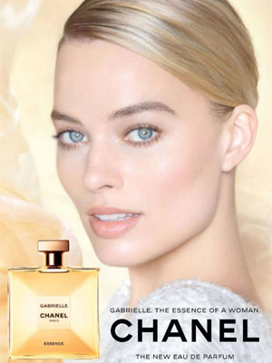 Margot Robbie Chanel Gabrielle Essence