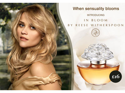 Reese Witherspoon perfume