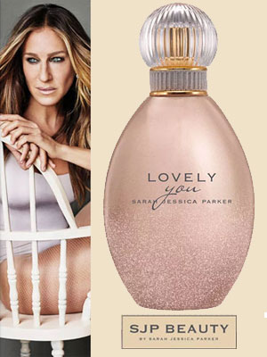 Sarah Jessica Parker Lovely You celebrity fragrance