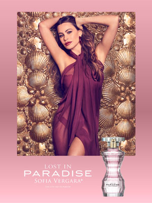 Sofia Vergara Lost In Paradise