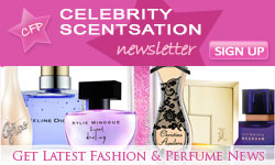 Celebrity Scentsation Newsletter