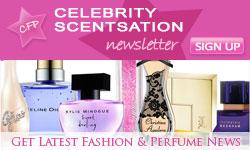 Celebrity Scentsation Newsletter