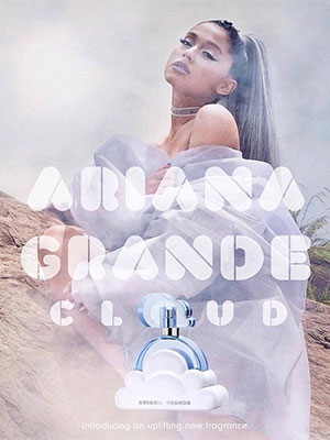 Ariana Grande Cloud celebrity scents