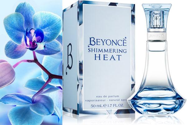 Beyonce Shimmering Heat Perfume Celebrity Perfume Beyonce