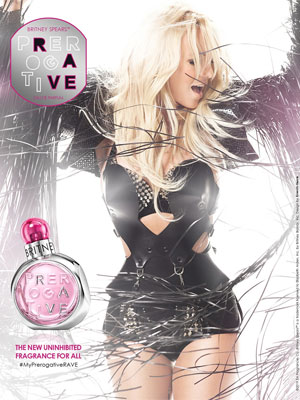 Britney Spears Prerogative Rave