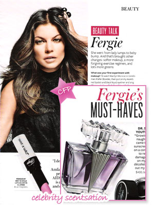 Avon Viva by Fergie perfume celebrity scentsation