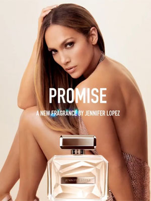 Jennifer Lopez Promise celebrity scentsation