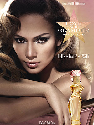 Love and Glamour Perfume, Jennifer Lopez