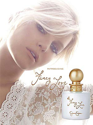 jessica simpson fancy love perfume celebrity perfume