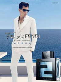 Mark Ronson Fan Di Fendi Acqua Cologne Celebrity Cologne