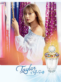 Taylor by Taylor Swift perfume celebrity scentsation