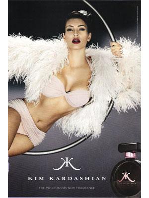 Kim Kardashian Kim Kardashian Perfume Celebrity Perfume